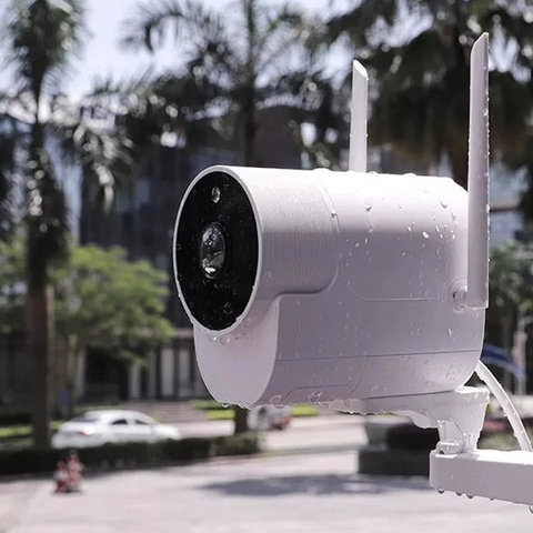 Уличная камера Xiaomi XIAOVV panoramic outdoor camera (PRO) XVV-6120G-B10