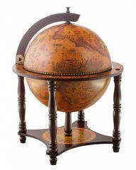 Глобус-бар напольный «Архипелаг», фото 1