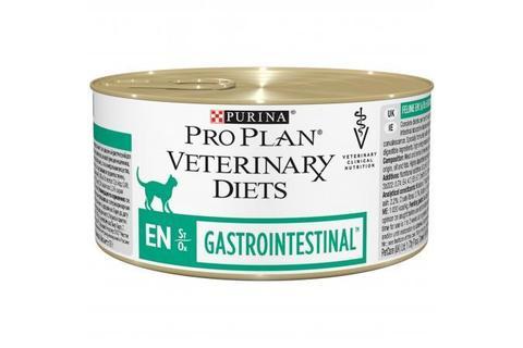 Консервированный корм Pro Plan Veterinary Diets EN корм для кошек при расстройствах пищеварения,  195 г