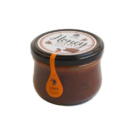 Крем - мед с шоколадом / 220 г