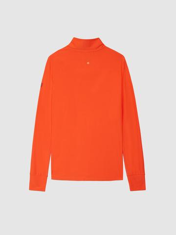 Рубашка  мужская Gri Лонг оранжевая