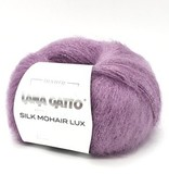 Пряжа Lana Gatto Silk Mohair Lux 12940 виноград