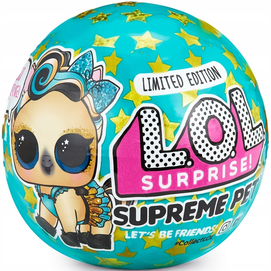Игровой набор L.O.L. Surprise! Supreme Pony Lucky Luxe 421184