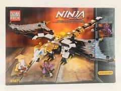 Ниндзяго 61071 Белый дракон 305 дет