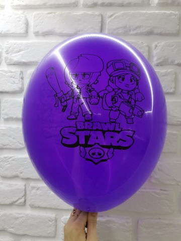 Brawl Stars (Фиолетовый)