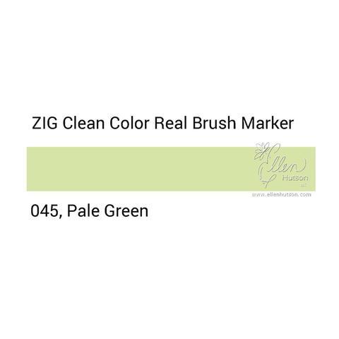 Маркер акварельный ZIG Clean Color Real Brush- штучно - 045