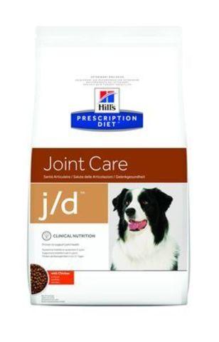 4516 ХИЛЛc ДИЕТА сух.д/собак J/D лечение суставных заболеваний 2кг*6