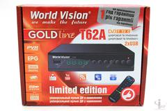 Цифровая приставка DVB-T2 World Vizion T62A