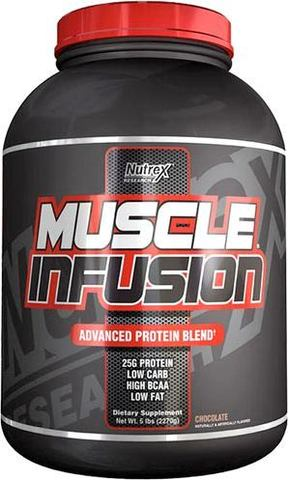 Протеин Nutrex Muscle Infusion Black
