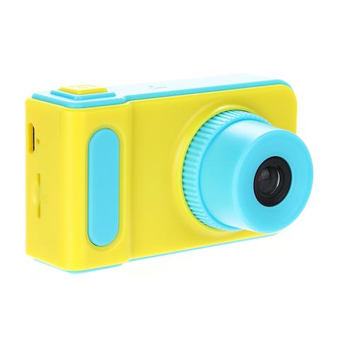Детский фотоаппарат PHOTO CAMERA KIDS (желтый)