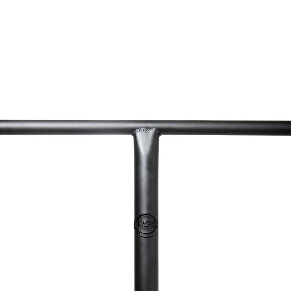 Руль для трюкового самоката WISE T-Bar (Black) Oversized 34.9