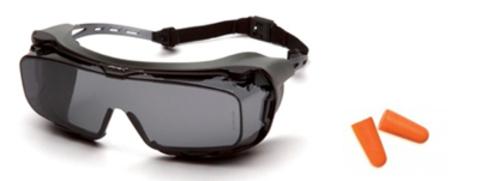 Защитные очки Pyramex Cappture (S9920STMRG)
