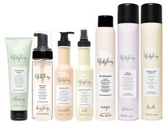 Лак для волос сильной фиксации Milk Shake Lifestyling Eco Hairspray