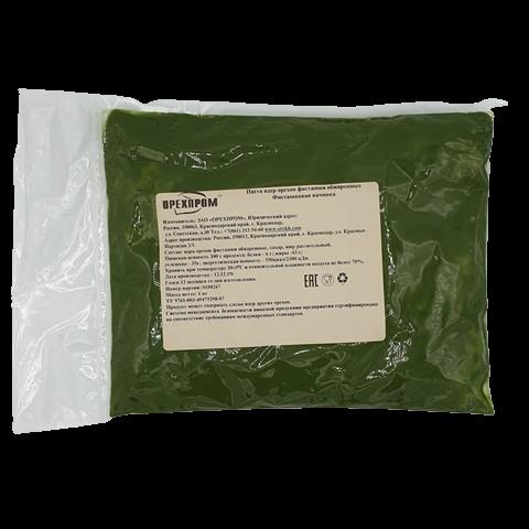 Фисташковая паста ОРЕХПРОМ, 1 кг