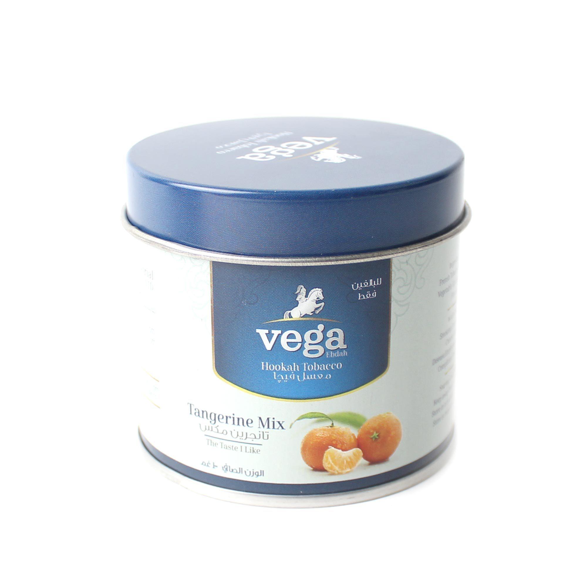 Табак для кальяна VEGA Tangerine Mix 100 гр