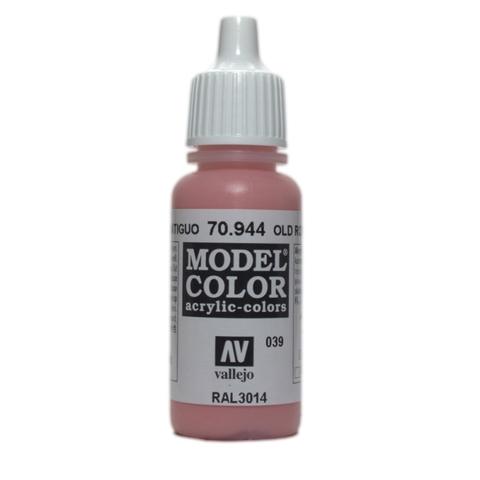 Model Color Old Rose 17 ml.