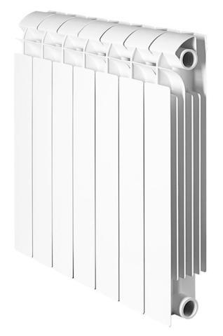 Global STYLE PLUS 500, 4 секции - радиатор биметаллический