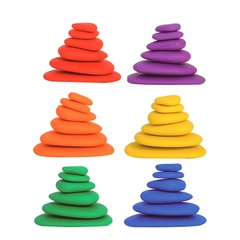 Rainbow Pebbles EDX Education