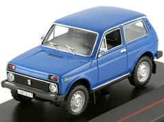 VAZ-2121 Lada Niva blue 1978 IST075 IST Models 1:43
