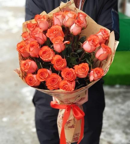 25 Голландских роз 1
