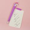 Ручка Unicorn Purple черная гелевая