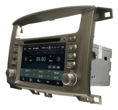 Магнитола Toyota Land Cruiser 100 2003-2007 Android  10  4/64GB IPS DSP модель  KD-7020PX5