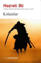 Kəlamlar (Həzrəti Əli)
