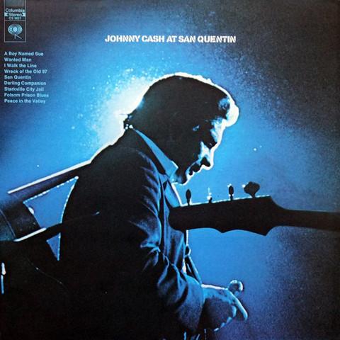 Виниловая пластинка. Johnny Cash 
