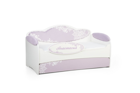 Диван-кровать для девочек Mia Лаванда