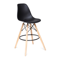 Стул Secret De Maison Cindy Bar Chair (mod. 80) пластик, черный