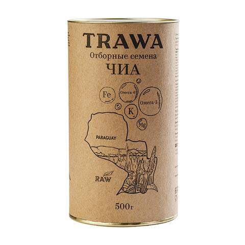 TRAWA, Семена Чиа, 500гр
