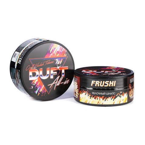 Табак Duft All-in Frushi (Яблочный шнапс) 100 г