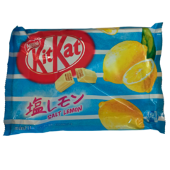 Батончик KitKat Salt Lemon 182 гр