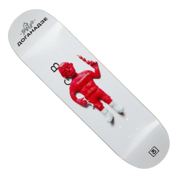 Дека для скейтборда ЮНИОН 2021 Валера Доганадзе
