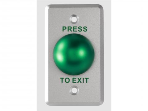 Механическая кнопка выхода Hikvision DS-K7P05