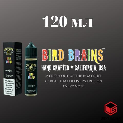 Жидкость Cuttwood 120 мл Bird Brains