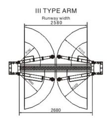 Подъёмник двухстоечный г/п 4т. СТОРМ 6340