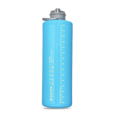 Мягкая бутылка для воды  HydraPak Flux (1,5 литра), голубая
