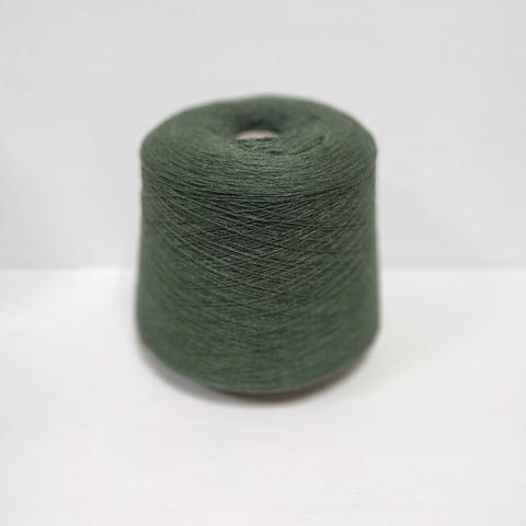 Todd&Duncan, Serpentine, Кашемир 100%, Темно-зеленый меланж, 2/28, 1400 м в 100 г