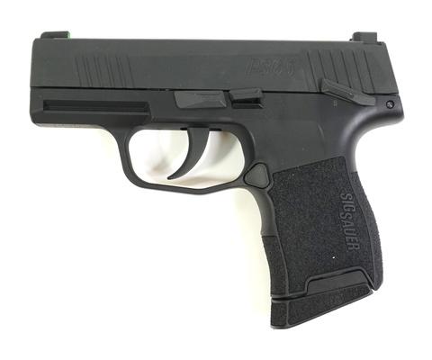 Пневматический пистолет SIG Sauer P365 4.5 мм (P365-177-BLK)