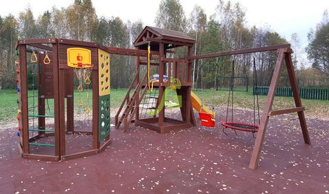 Детская площадка Панда Фани Gride с WorkOut