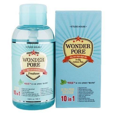 Etude House Wonder Pore Freshner 10 in 1 мультифункциональный тоник 10 в 1 для проблемной кожи