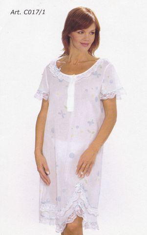 Ночная сорочка PRIMA ROSA C017-1