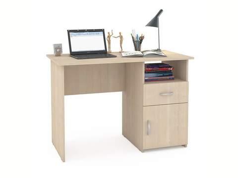 Компьютерный стол Комфорт 11 СК Моби дуб паллада