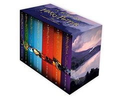 Harry Potter Boxed Set: Complete Collection (PB) (Books 1-7)