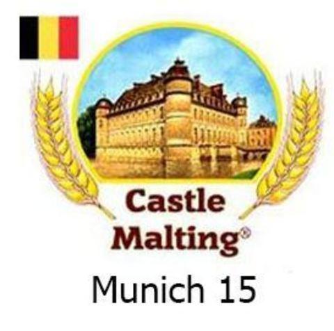 Солод пивоваренный Castle Malting Шато Мюник лайт® (Munich 15)