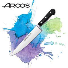 Нож кухонный стальной Шеф 23 см ARCOS Clasica арт. 2552