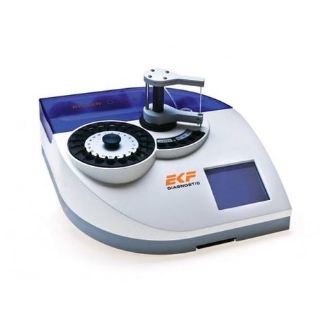 Автоматический анализатор глюкозы и лактата Биосен BIOSEN С-Line модель GP  (1 проба + 2 контроля + 2 стандарта), до 60 проб/час