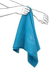 Полотенце быстросохнущее Jack Wolfskin Great Barrier Towel M turquoise - 2