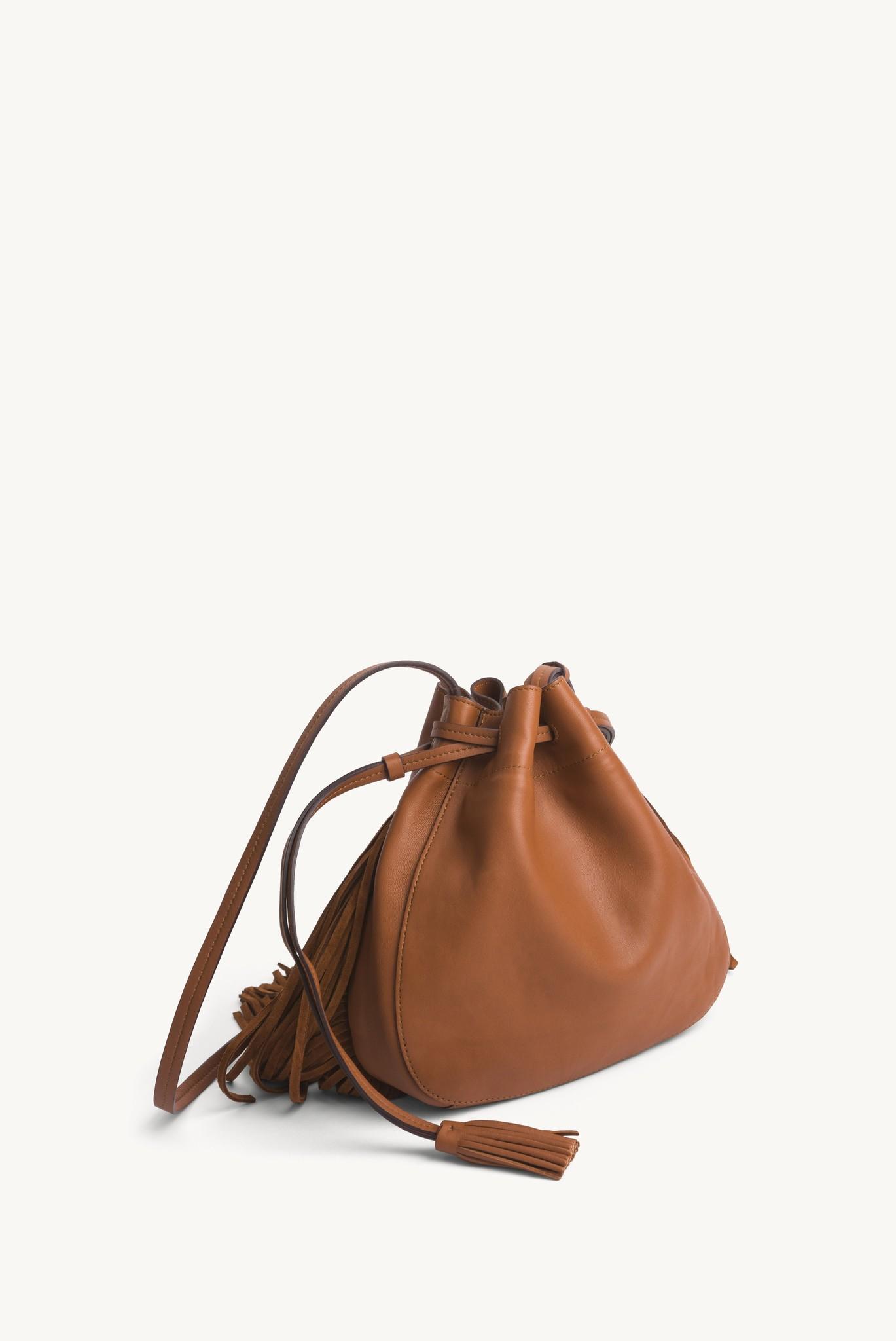 MOON HAIR - сумка с бахромой